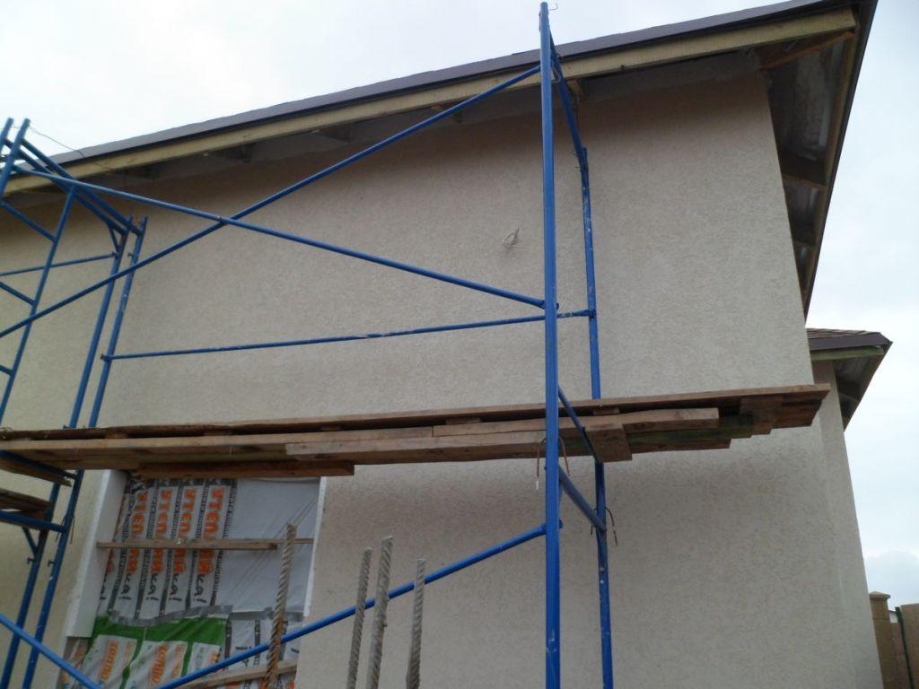 Внешняя отделка и утепление фасадов
