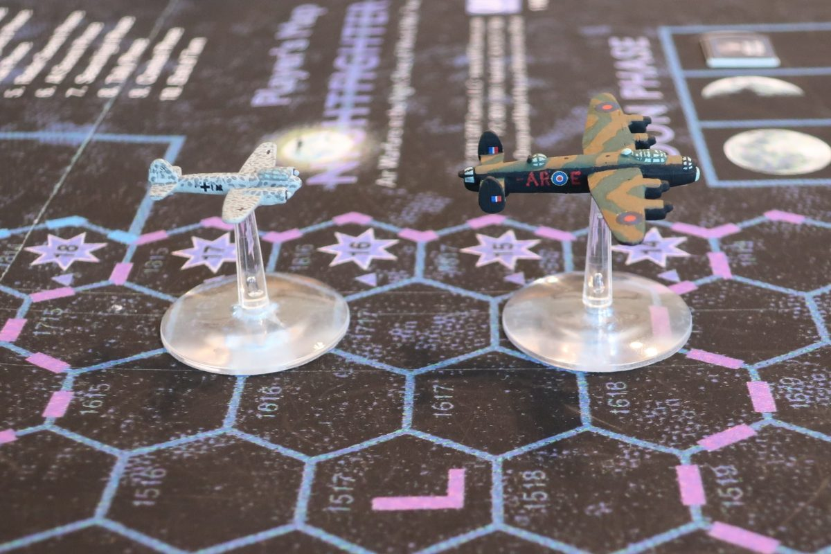 Wargaming in the Pandemic – Playing Nightfighter over Zoom