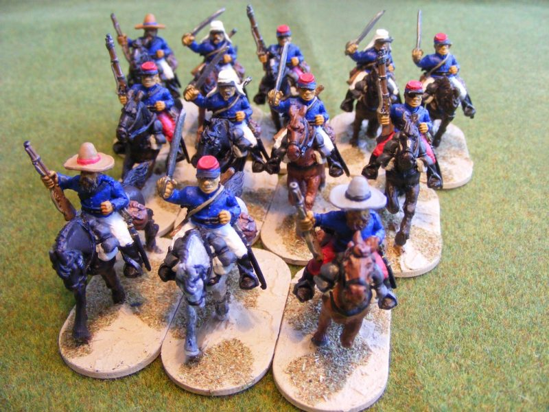 Mounted Legionnaires