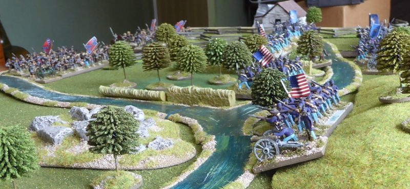The Battle of the Little Round Top