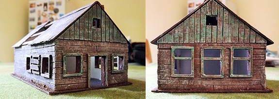 picture of model buildings
