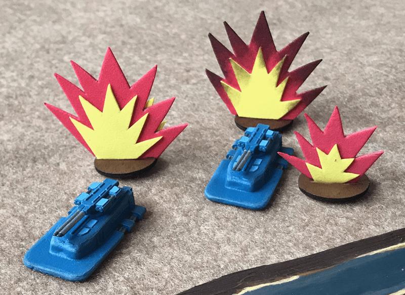 Having a Blast!