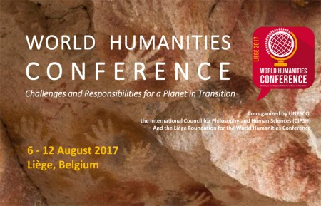 World Humanities Conference - Liège 2017