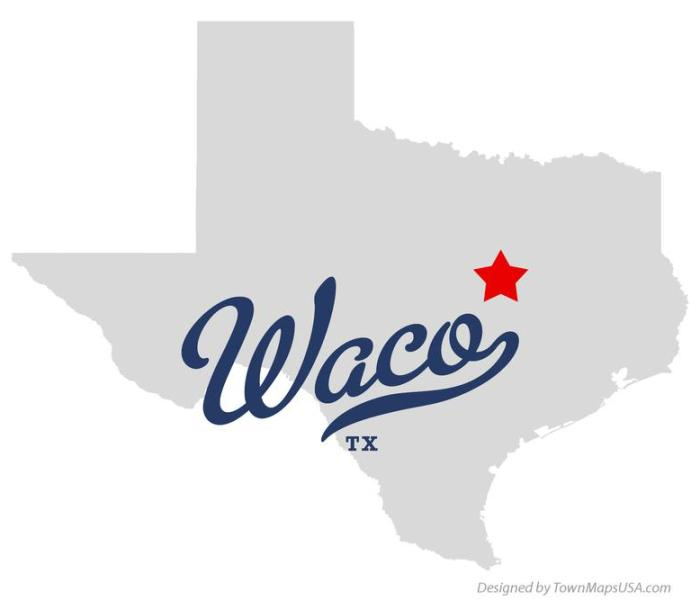 My Waco Paradigm Shift
