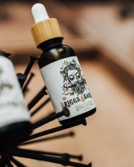 Briggs Beard oil unscented product shot