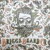 Briggs Beard Co stickers