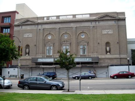 New adaptive-reuse condos in the historic Jensen Raymond Theatre