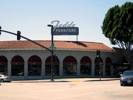 Fedde Furniture Operates In A Historic Building That Will Really Look A Lot  Better Now Among Other New Upgraded Buildings On The Other 3 Corners At  Colorado ...