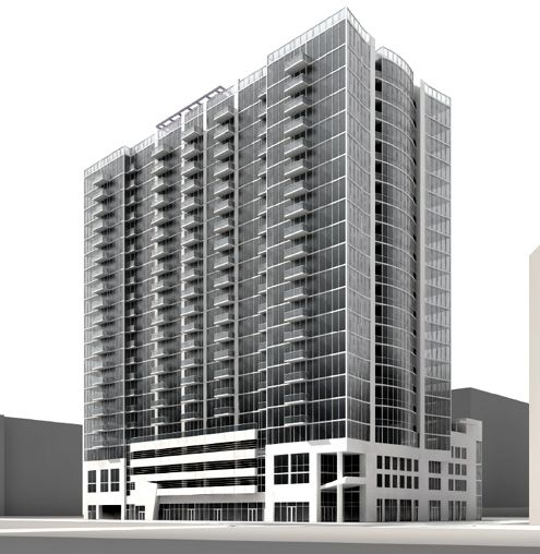 Downtown Apartments On De La Montagne Montreal: Help Name Wood Partner's New 22-Story Apartment Tower In