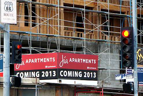 Jia Apartments is slated to open later this year