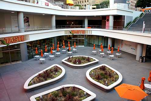 A variety of new and exciting eateries have been opening up at Taste, an upscale food court at the newly revamped FIGat7th in Downtown LA