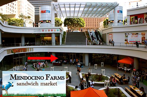 Third And Largest Downtown La Mendocino Farms Now Open At Figat7th Dtla Rising