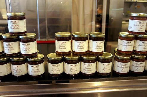 Valerie Confections' handmade preserves