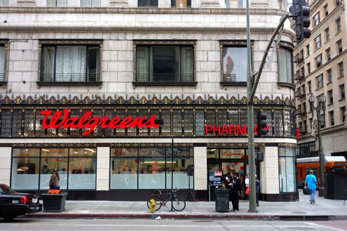 Does this new Walgreens signal a new direction coming for the still-seedy intersection of 5th/Broadway in Downtown LA?