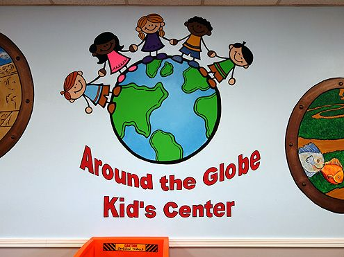 Around the Globe Kid's Center gives families another place to bring their children to