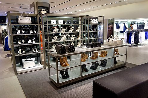 The Basic Collection includes a larger shoe section