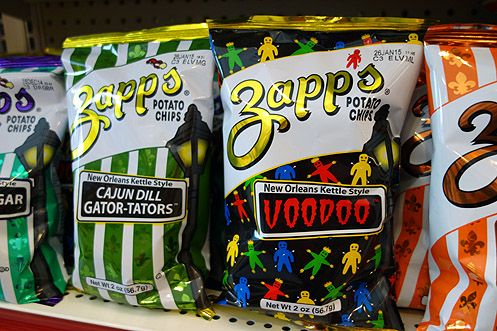 How about some VooDoo chips?