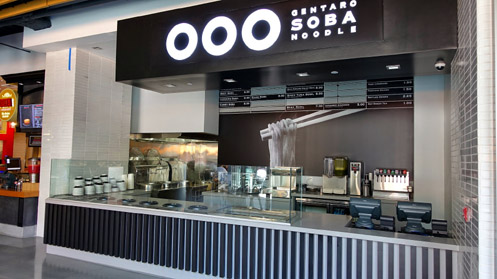 Gentaro Soba is located at FIGat7th in Downtown LA Financial District (Photo: FIGat7th)
