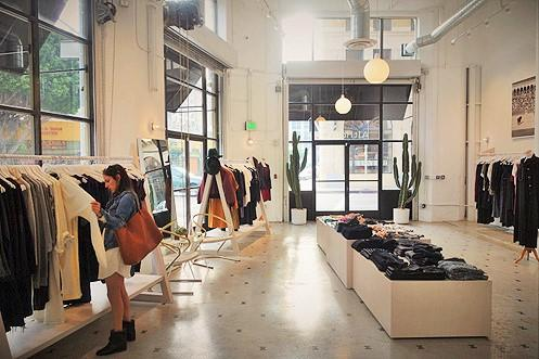 AltHouse is a new upscale women's boutique at 8th/Main offering unique brands like Rachel Comey and Suno