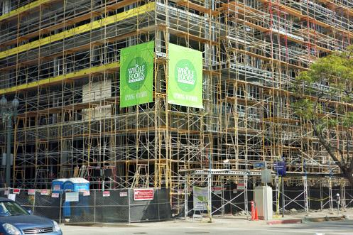 Whole Foods will open at the corner of 8th and Grand in Downtown LA