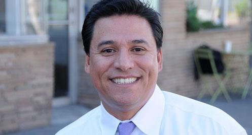Councilman Jose Huizar is seeking re-election in the City Council District 14 race (Photo: KCET)