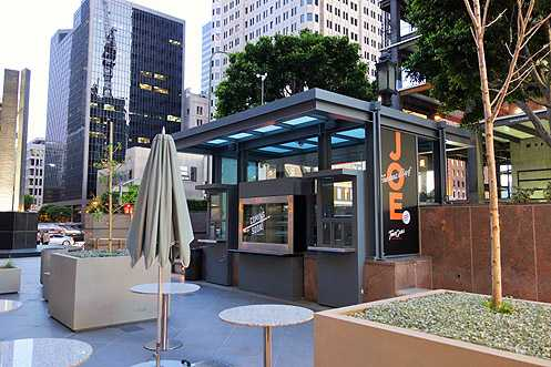 Two Guns replaces the shuttered Border Grill Stop with plenty of outdoor patio seating