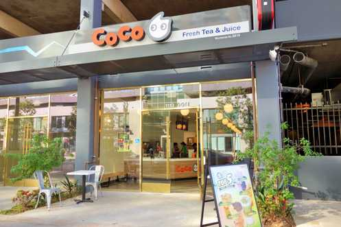 Now Open: CoCo Fresh Brings Boba Milk Tea to South Park in