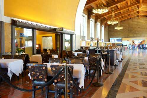 Since 1997, Traxx Restaurant has been an integral part of Union Station