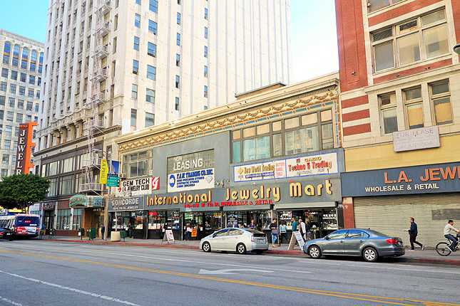 The International Jewelry Mart is one of several buildings in the Jewelry District that will be repositioned for other uses, accelerating the shrinkage, and eventual demise, of the Jewelry District