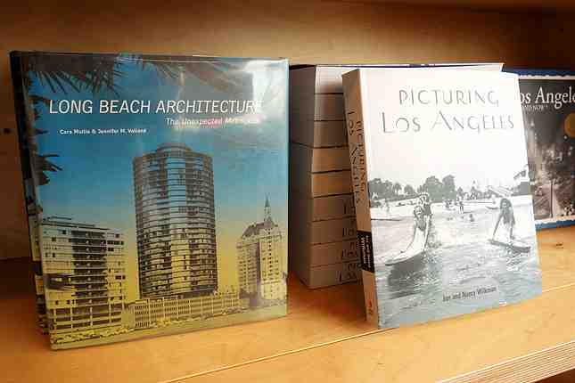There are many titles about different cities around the world including our own Los Angeles area