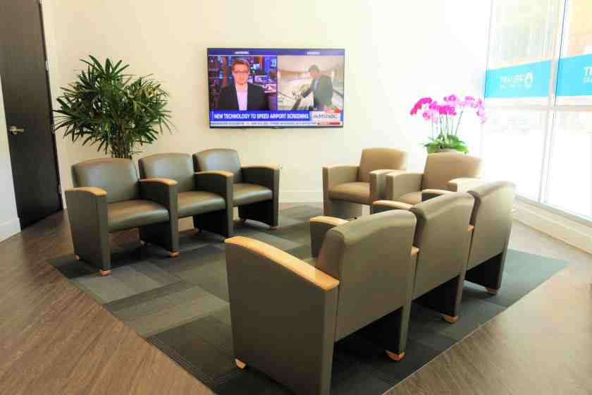 Reliant Urgent Care is modern and comfortable