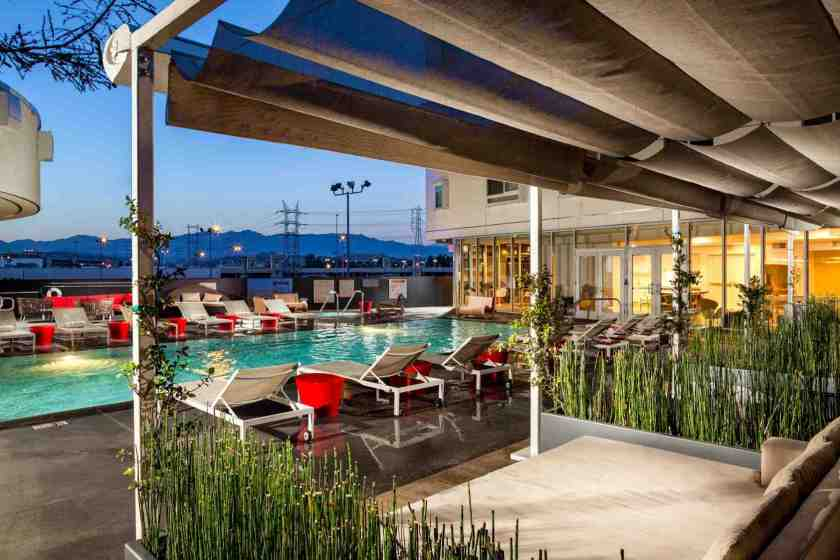 Urban living at One Santa Fe in DTLA Arts District