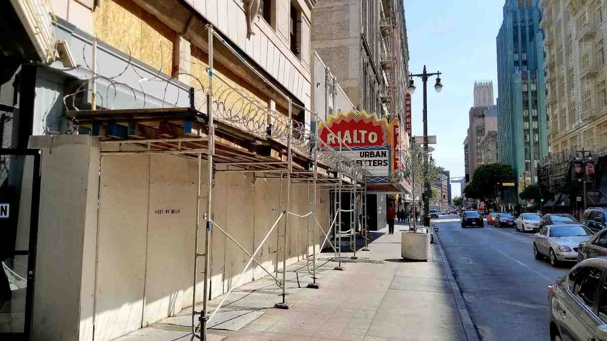 Massive Vans Flagship Store Coming to Broadway in Downtown LA