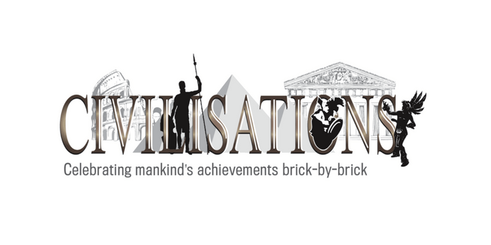 Civilisations | A LEGO brick show by Bright Bricks