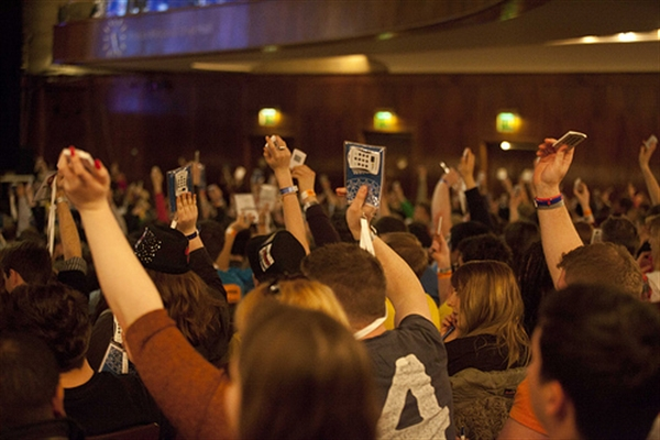 NUS conference. Photo credit: NCAFC