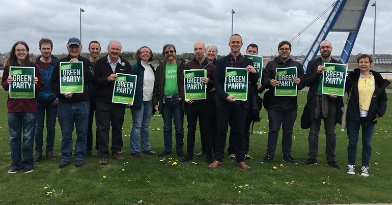 Green South Tynside election campaign