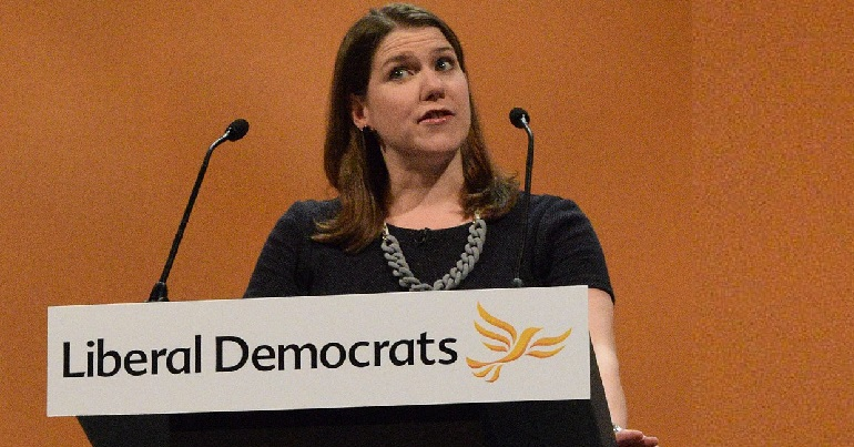 Jo Swinson, Liberal Democrat leader