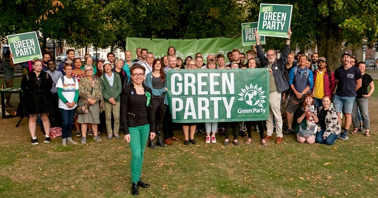 Bristol Green Party