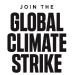 Image reads: Join the Global Climate Strike