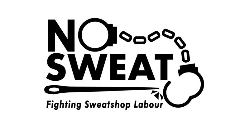 No Sweat - fighting sweatshop labour