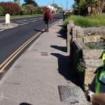 Vision of a police state in a Cornish village: Extinction Rebellion at the G7