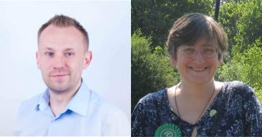First candidates announce in Green Party Executive elections