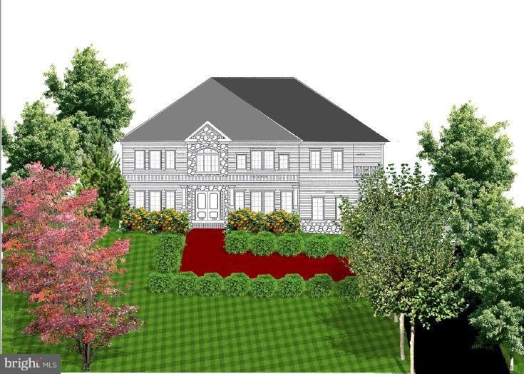 Grand Custom Home to be built by Greater Washington Home LLC.  Over 7,200 total sqft. of luxury living on 0.4 acres of flat level lot. Three finished levels, 5 BR 5 FBA 2 HBA, 3-car sideload garage. Two-story Foyer, Wraparound Deck. Built with highest workmanship and most exquisite selections of building materials. Expected delivery date:  August 2019.  Please contact LA for architectural plans.
