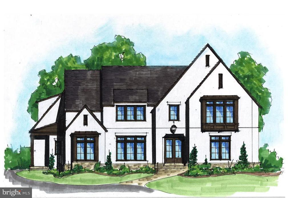 Wonderful Opportunity to Build to Suit in Established Arlington Neighborhood.  Gorgeous private lot with mature landscaping on cul de sac street. Joy Custom Design Build will work with Buyer to create a Custom Home with finishes they want. Elevation shown is just one option.  Recent projects in the community can be viewed for inspiration!  Optional Elevator. *DO NOT WALK PROPERTY WITHOUT AGENT*