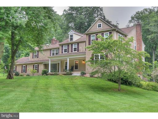 Property for sale at 12 Sugarbrook Rd, Malvern,  Pennsylvania 19355