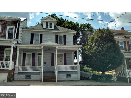 Property for sale at 319 W Market St, Orwigsburg,  Pennsylvania 17961
