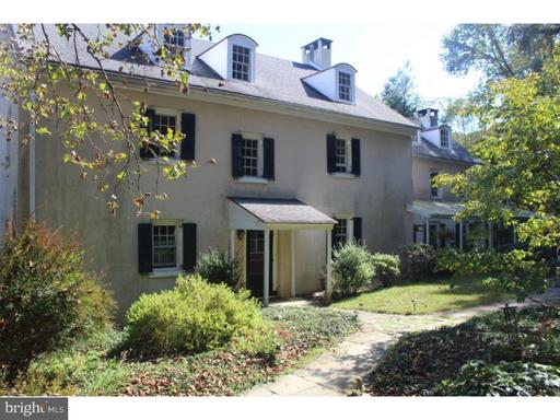 Property for sale at 3201 Yellow Springs Rd, Chester Springs,  Pennsylvania 19425
