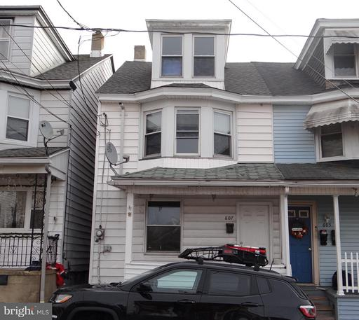 Property for sale at 607 N 2nd St, Minersville,  Pennsylvania 17954