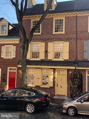 Property for sale at 242 Delancey St, Philadelphia,  Pennsylvania 19106