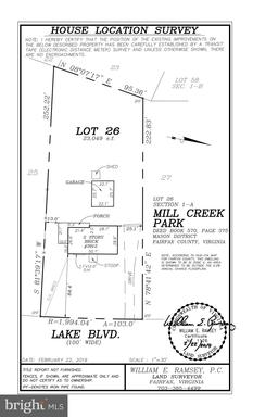 Property for sale at 3912 Lake Blvd, Annandale,  Virginia 22003